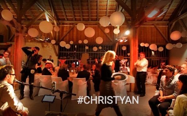 Christyan Live @ Gala Abend
