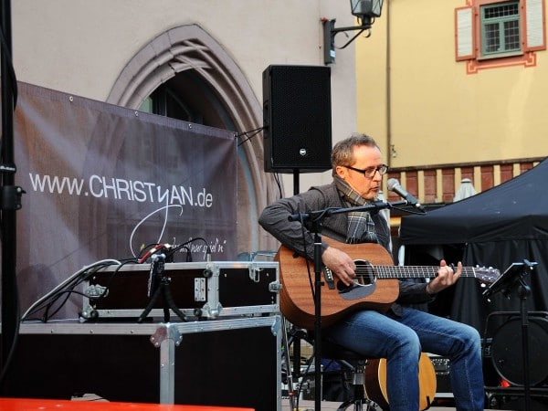 Christyan Live @ BARSTREET FESTIVAL, Rottweil